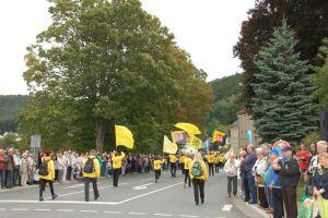 33. Ruinen- und Heimatfest und 17. Tag der Vogtländer in Elsterberg